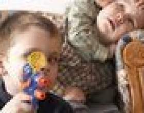Les signes de l`autisme dans deux ans фото