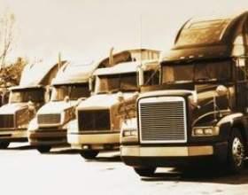 Le salaire moyen des conducteurs de semi-ups tracteur фото