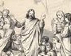 Artisanat pour les petits enfants qui viennent à jésus de la bible фото