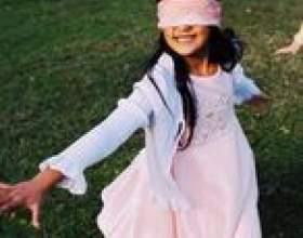 Jeux pour les enfants blindfold фото