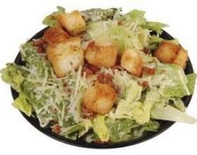 César ingrédients de la salade фото