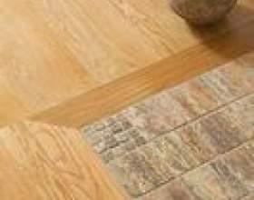 Puis-je installer des carreaux de céramique sur bois ou contreplaqué étages? фото