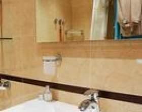 Condo idées de salle de bains rénovation фото