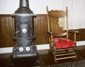 Différents types de poêles à bois фото