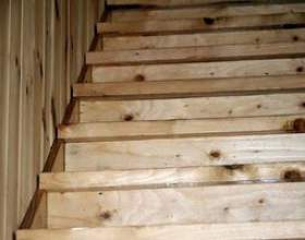 Escaliers en bois diy фото