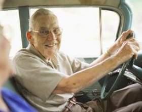 Auto-écoles pour les personnes âgées фото
