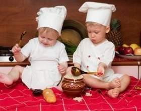 Artisanat bible comestibles pour les enfants фото