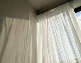 Traitements de fenêtre du sol au plafond фото