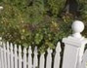 Façade styles cour de clôture фото