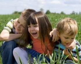 Jeux de développer des compétences sociales pour les enfants фото