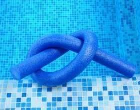 Jeux utilisant des nouilles de piscine фото