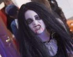 Vampire coiffures fille фото