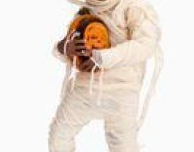 Costumes d`halloween fabriqués avec des sueurs фото