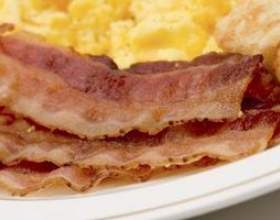 Accueil remède pour le bacon buckboard фото