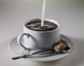 Comment ajouter le lait condensé au café фото
