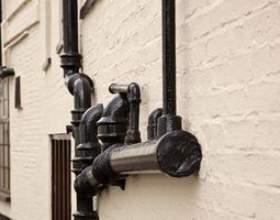Comment ajouter tuyau de ventilation pour salle de bains plomberie фото