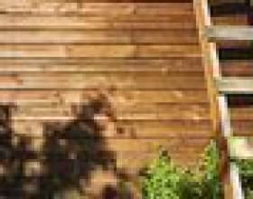 Comment construire une échelle de bois фото