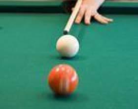 Comment calculer l`angle de braquage d`une boule de billard фото