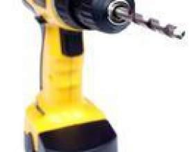 Comment changer un mandrin sans clé sur une perceuse à batterie dewalt фото