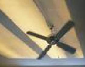 Comment faire pour installer des ventilateurs de salle de bain dans les plafonds suspendus фото