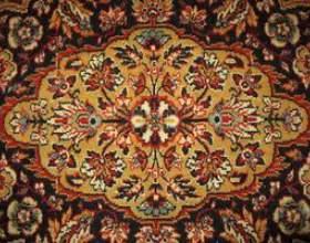 Comment nettoyer 100 pour cent tapis de laine фото