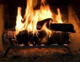 Comment nettoyer la créosote hors d`une cheminée en brique фото