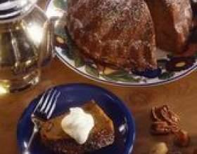 Comment convertir un moule à gâteau à un gâteau bundt фото