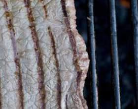 Comment faire cuire la viande lion de montagne фото