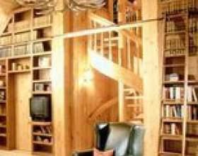 Comment décorer une maison de chalet фото