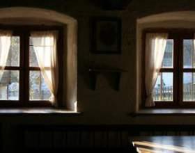 Comment décorer les fenêtres avec voilages фото