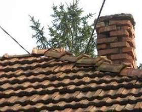 Comment réparer un toit qui fuit en hiver фото