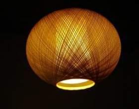 Comment accrocher lampes suspendues фото
