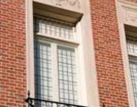 Comment accrocher des traitements de fenêtre sur les fenêtres de style de traverse фото