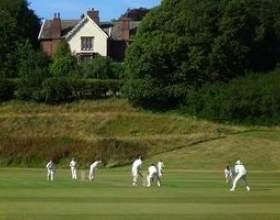 Comment frapper de grands coups dans le cricket фото