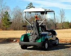 Comment identifier un chariot de golf yamaha фото