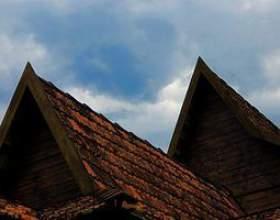 Comment identifier les parties d`un toit фото
