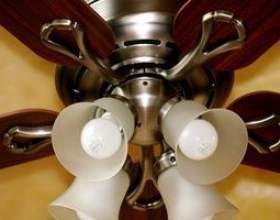 Comment installer un ventilateur de plafond avec des fils noirs, blancs, rouges et verts фото