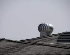 Comment faire pour installer un évent de turbine de toit фото