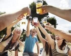 Comment garder la bière froide lors d`une fête фото