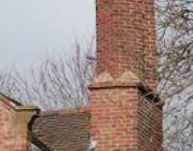 Comment déposer une cheminée en brique фото