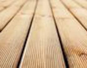 Comment mettre platelage en bois фото