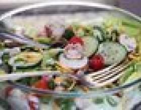 Comment faire une salade 7- couche фото
