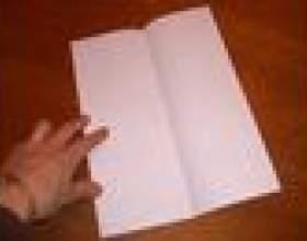 Comment faire un bulldog fléchette avion en papier фото