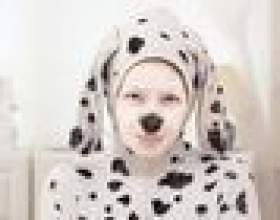 Comment faire un costume de halloween dalmatien фото