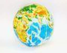 Comment faire un globe sur une boule фото