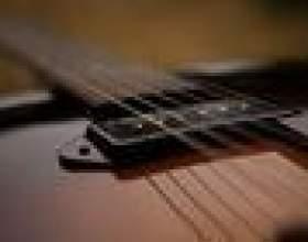 Comment faire une guitare sur les petits gâteaux фото