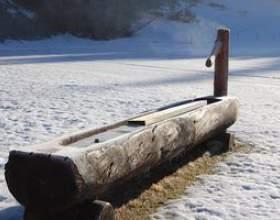 Comment faire un bac à eau en bois фото