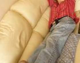 Comment faire des canapés en cuir pop avec des couleurs d`accent фото