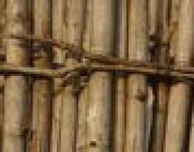 Comment faire des clôtures rustiques фото