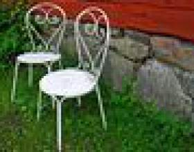 Comment peindre des meubles en fonte d`aluminium фото